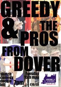 Greedy & The Pros from Dover