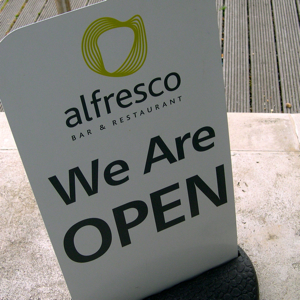 Al Fresco, The Milkmaid Pavilion, Kings Road Arches, Brighton BN1 2LN