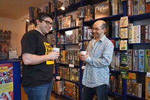 BattleQuest Games, 28 The Carfax, Horsham, West Sussex RH12 1EE<br />
