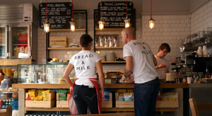 Bread and Milk, Trafalgar Street, Brighton<br />