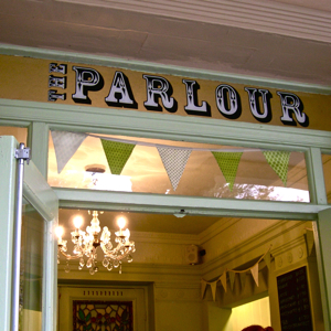 The Parlour, New Road, Brighton, UK