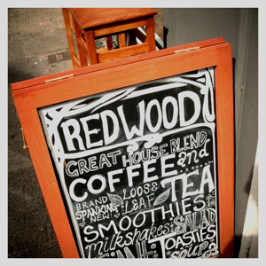 Redwood Cafe, 97-99 Trafalgar Street, Brighton BN1 4ER